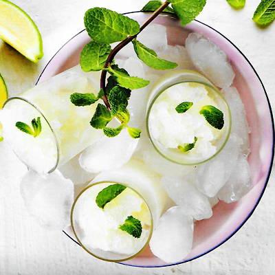 photo cocktail granité Vodka