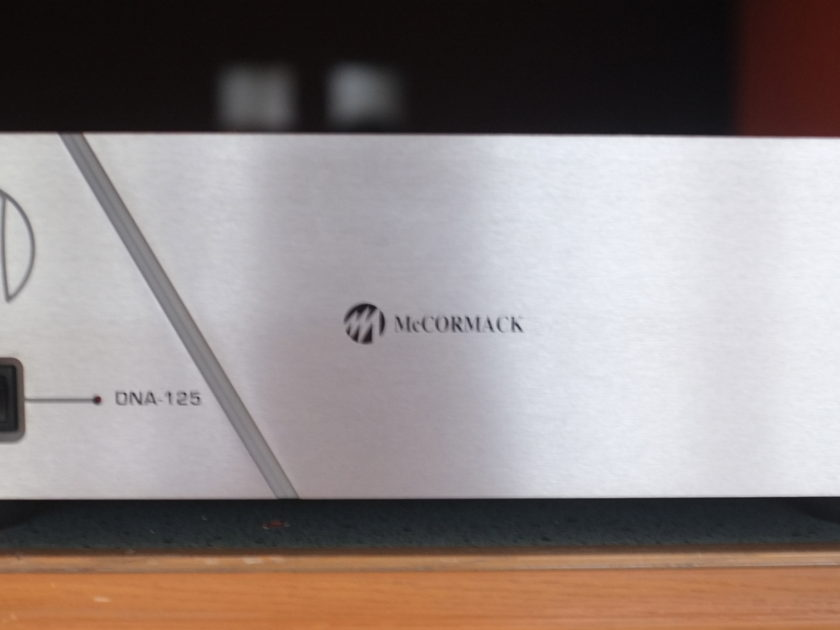 McCormack DNA 125 SS amp