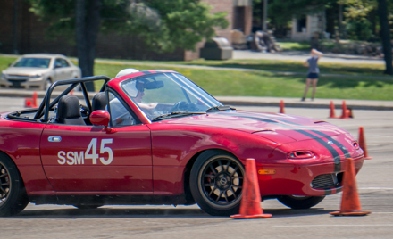 Glen Region SCCA - Solo Event #5