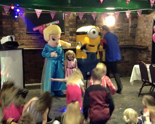 Kids Parties In Burnley - Children's birthday parties rossendale