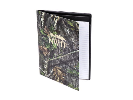 Padfolio in Mossy Oak Obsession