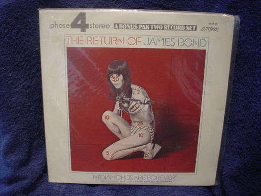 Music Of James Bond - Diamonds are Forever phase4 stereo london 2 bsp-24