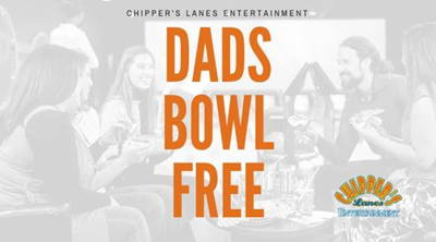 Father's Day Dads Bowl FREE!