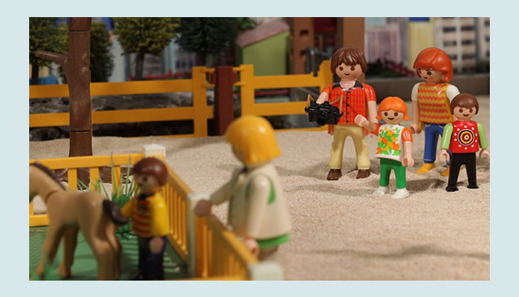 bester geburtstagde trickfilmland studio tour playmobil set zoo shot fildreh