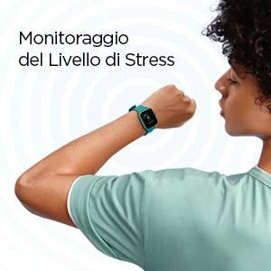 Amazfit Bip U - Monitoraggio del Livello di Stress
