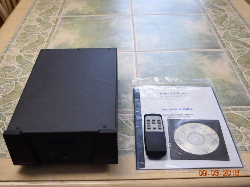 Wyred4Sound DAC-2DSD & Femto Clock DAC
