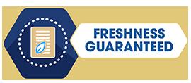 Freshness Guaranteed