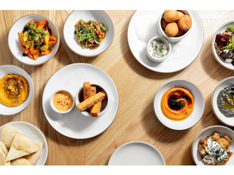 Creative and Curious Dinner for Four at Chickadee, Boston