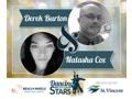DEREK BURTON & NATASHA COX