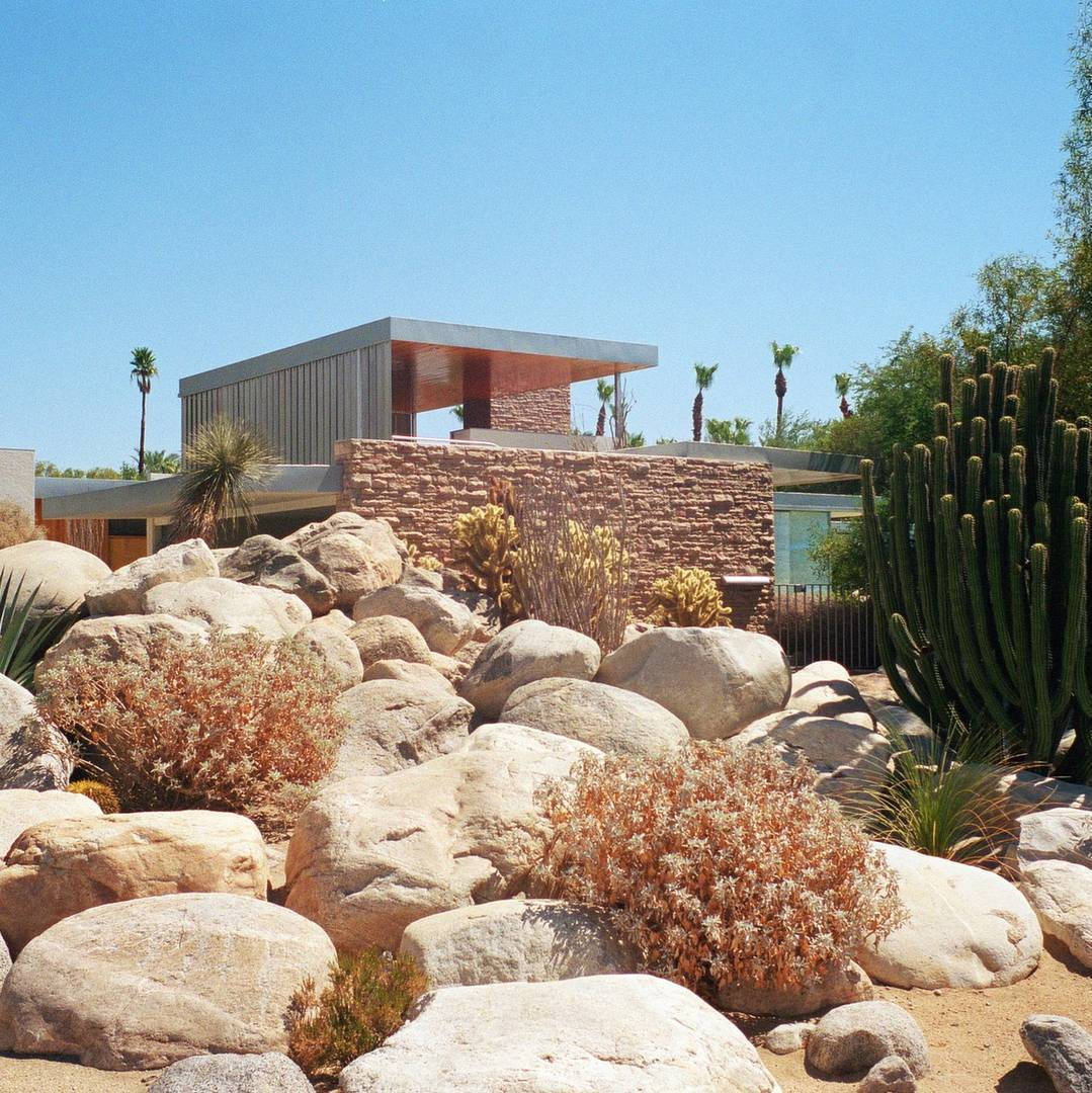 Palm Springs Desert House