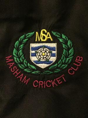 Masham cricket club Logo