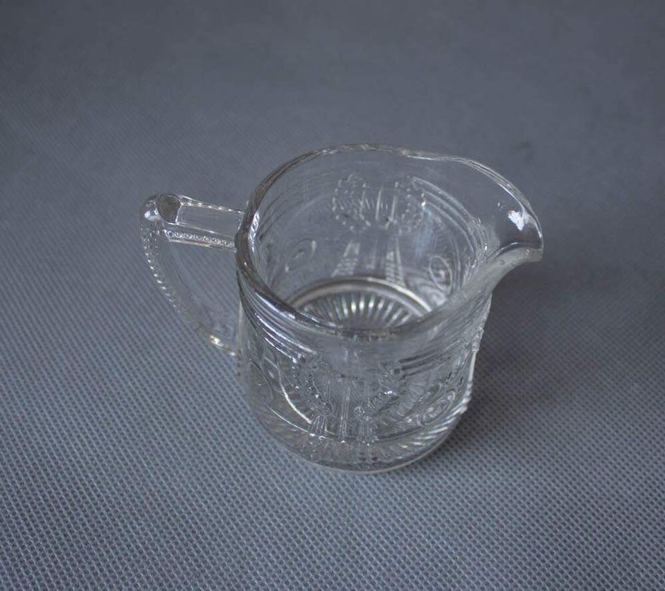 Сахарница, молочник. Российская империя, 1915г