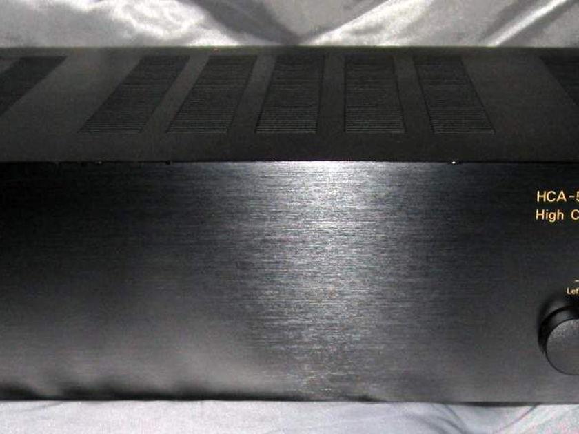 Parasound HCA-500 power amplifier