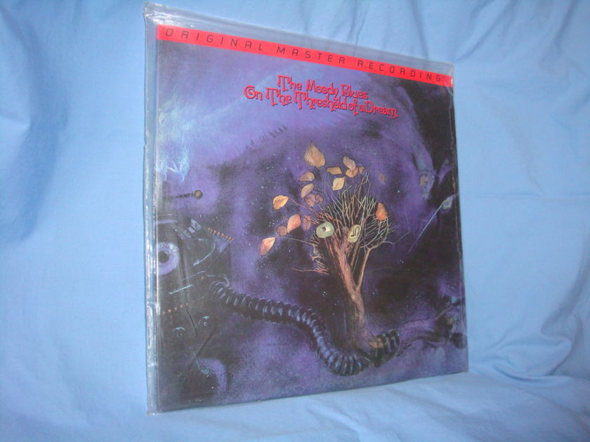 Moody Blues - On The Threshold Of A Dream MFSL, Still Factory Sealed