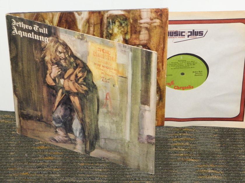 Jethro Tull - Aqualung UK Import Chrysalis/Island ILPS 9145 Gatefold UK Orig