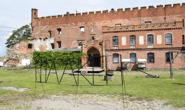Очарование Куршской косы и тайны средневекового замка Шаакен