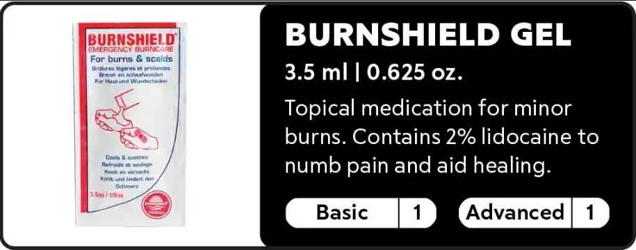 Burnshield Jel