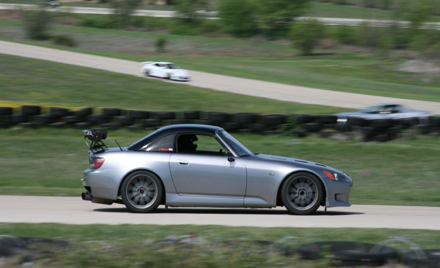 APEX DRIVING ACADEMY HPDE on 3.1 mi CCW on SEP 7