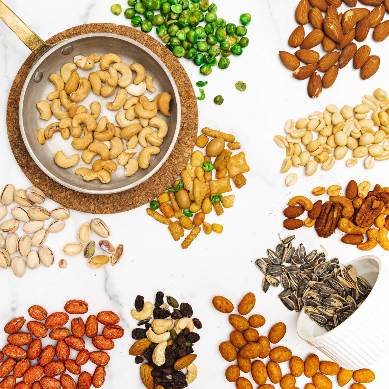 Premium Bulk Nuts.