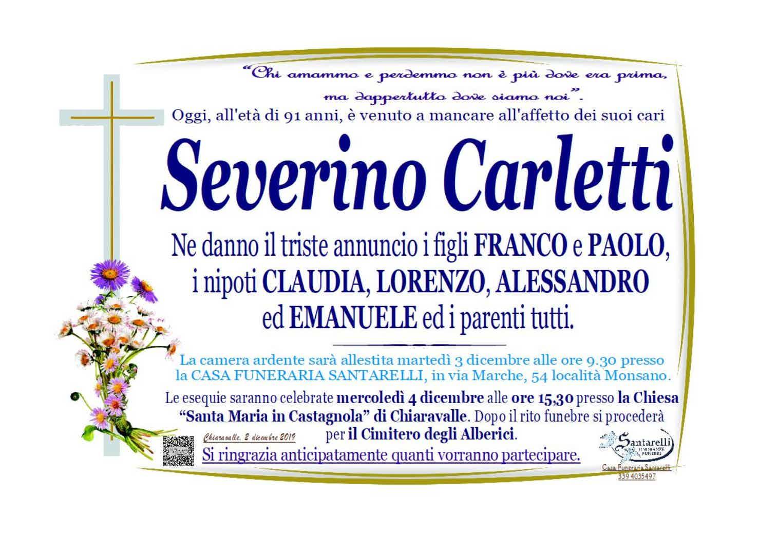 Severino Carletti