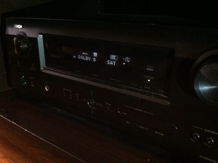 Denon AVR-790 - Apple Airport Express included