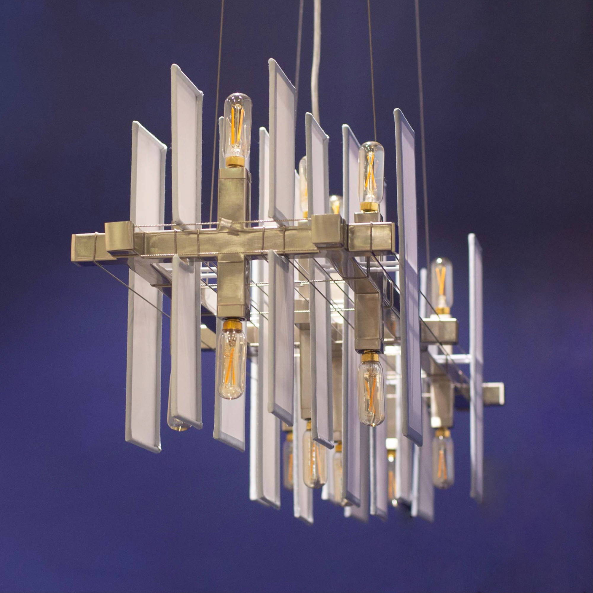 Matrix Modular Panel Suspension can change its look quickly