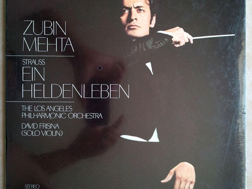 Sealed/London ffrr/Mehta/Strauss - Ein Heldenleben (A Hero's Life)