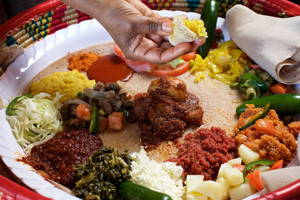 Learn to make Ethiopian Food