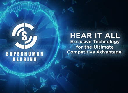 2013-Turtle Beach introduces Superhuman Hearing®