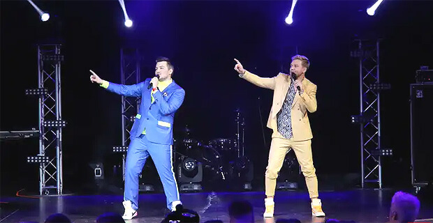 Красавцы Love Radio зажгли на pre-party «Евровидения-2019» - Новости радио OnAir.ru