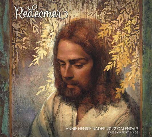 Renaissance style portrait of Jesus Christ painting.