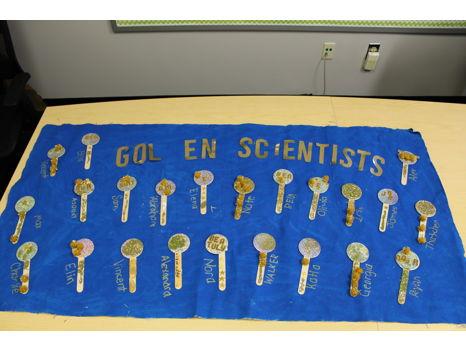 Ms. Kelly's Kindergarten Class Banner