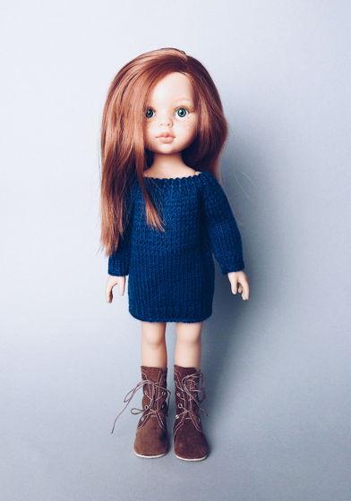 Виниловая куколка Кристи