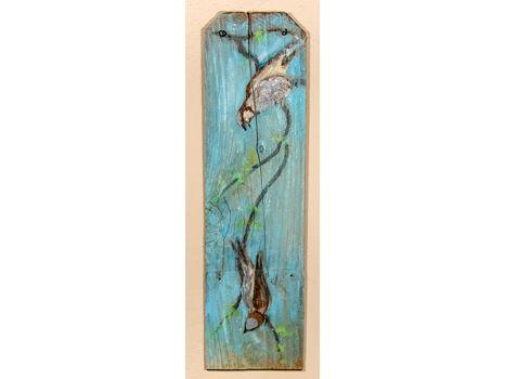 """Susan Welch - Artist """" Birds of a Feather"""""""