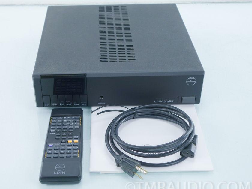 Linn Majik Integrated Amplifier; MM Phono (9870)