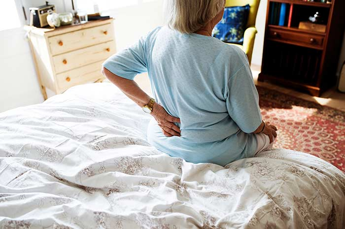 Rest for Lower Back Pain Relief