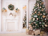 Unique Christmas trees – 3 fresh ideas for positioning your tree this Christmas