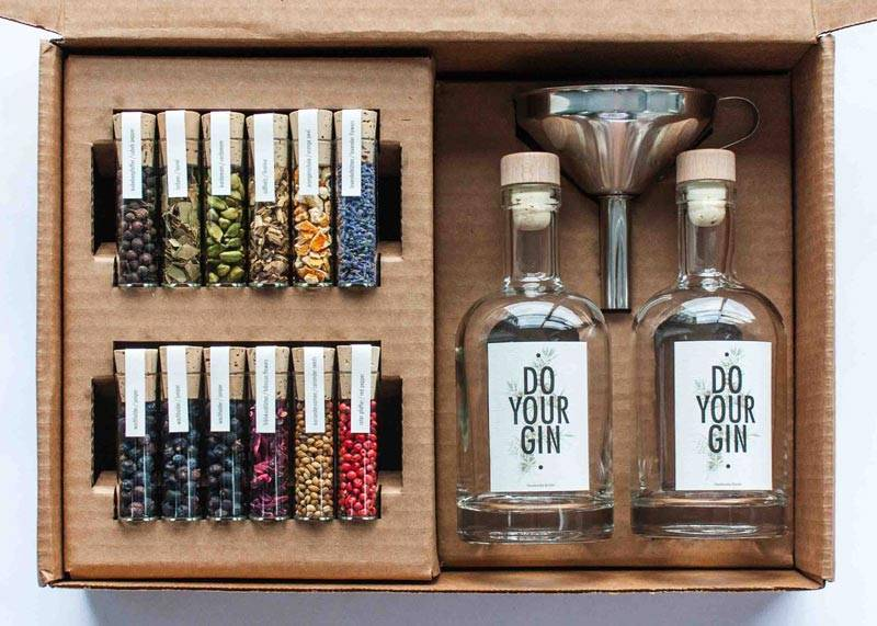 Do Your Gin - Gin Making Kit