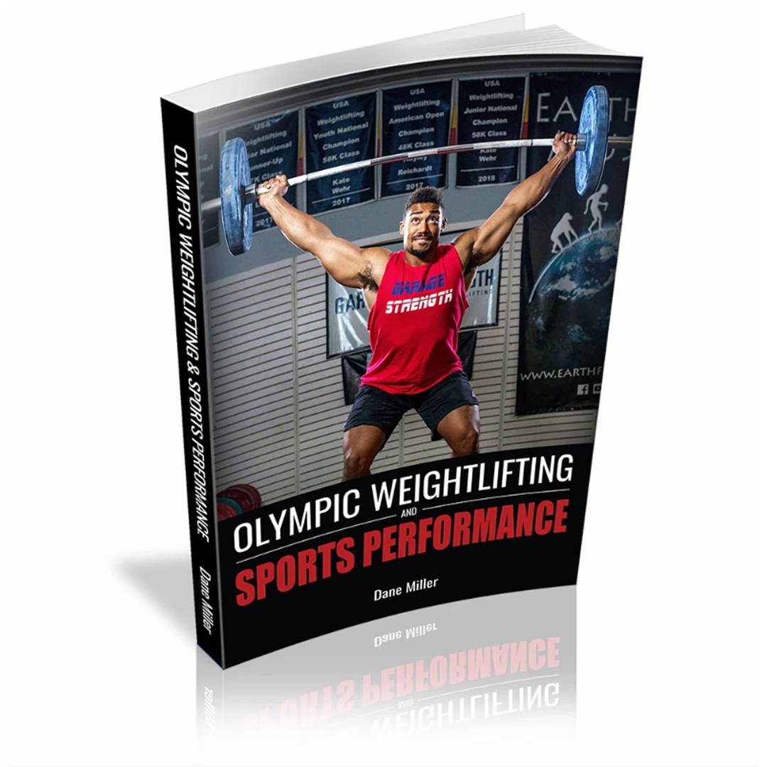 Olympic Weightlifting for Football and Basketball
