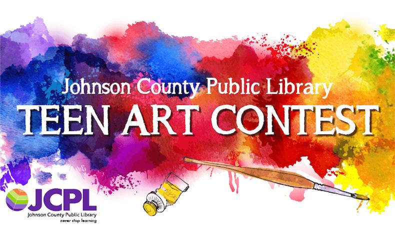 Teen Art Contest 2018