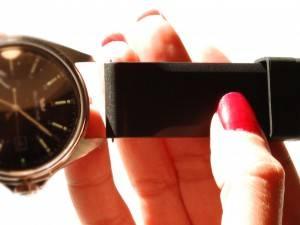 cambiar correa reloj automatico