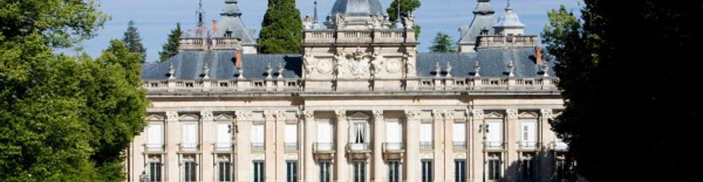 Сеговия и летняя резиденция королей Ла Гранха де Сан Ильдефонсо.