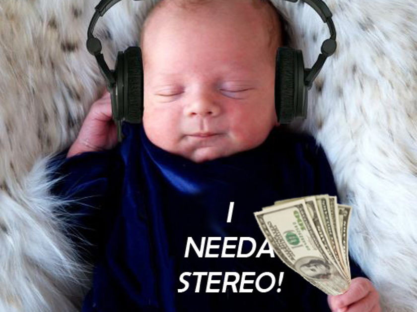 I NEED TO BUY AN STEREO SYSTEM FROM $4K to $50,000 CASH TODAY ★★★★★★★★★★