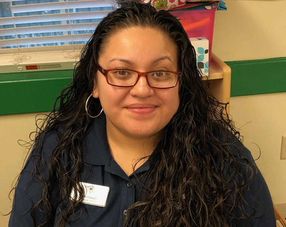 Ms. Tiffany Clavijo , School Support Teacher