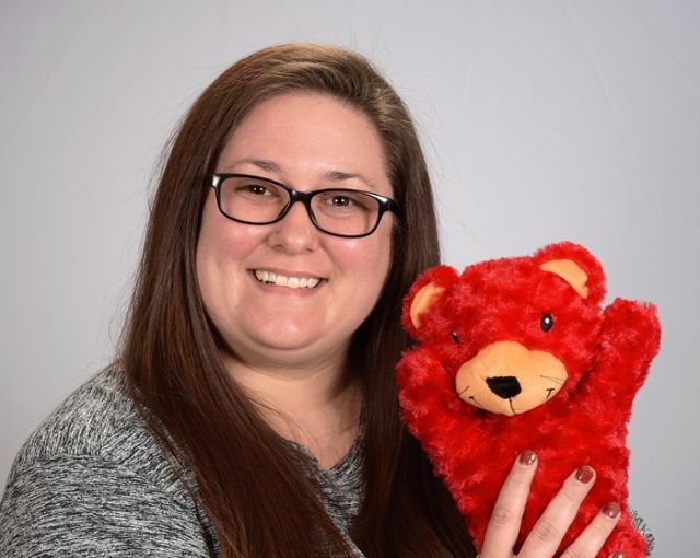 Ms. Cory , Older Infant/Younger Toddler Teacher