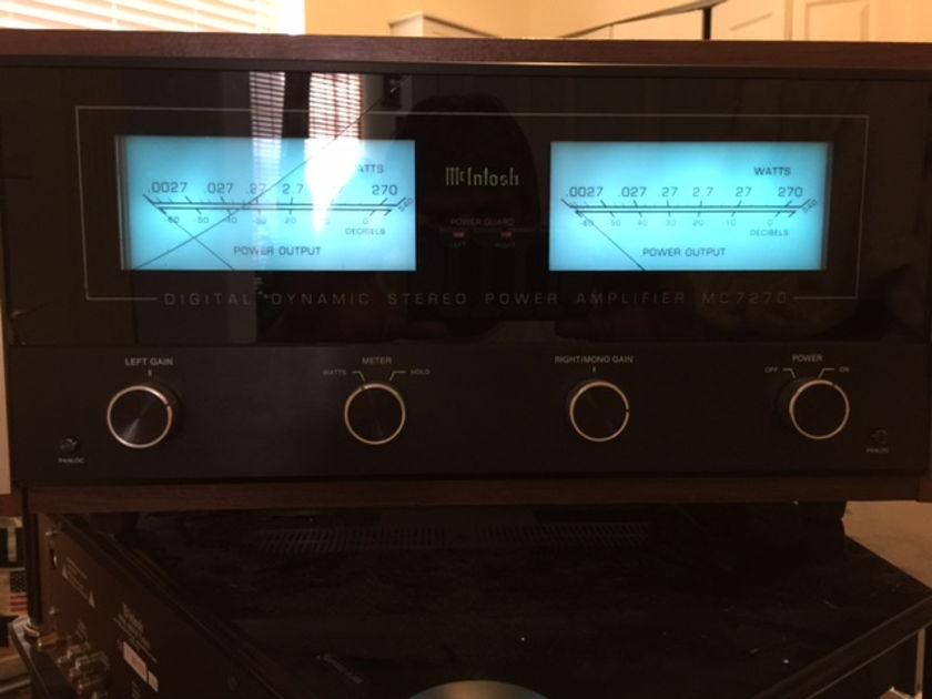 McIntosh MC7270 Power 2 Channel Amp