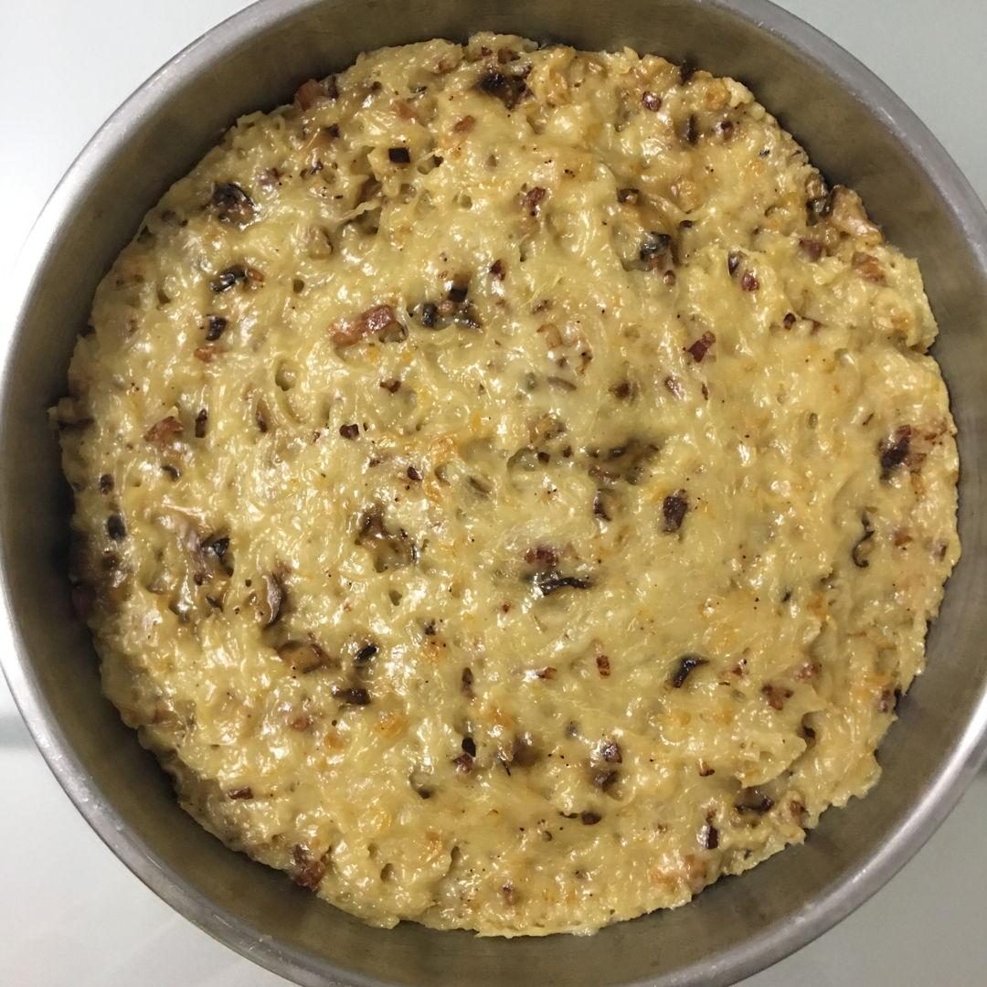April 21th, 20 - Turnip cake/ Lo bak gou