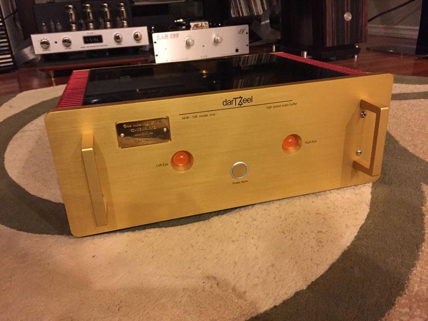 Dartzeel NHB-108 Model One Stereo Power Amplifier