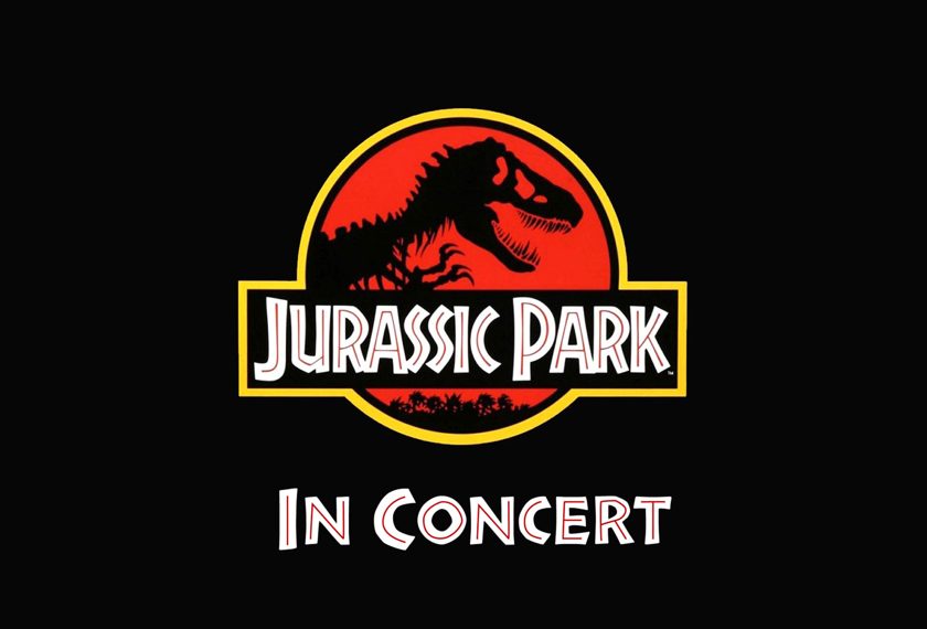 Jurassic Park  in Concert artwork