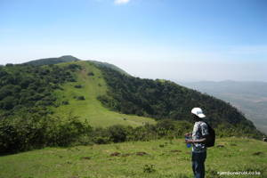 Hiking in the Beautiful Ngong Hills